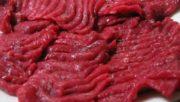 Viande de cheval: moins de contaminations dans la viande bovine
