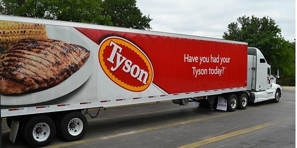 L'américain Tyson doit céder une filiale pour racheter Hillshire