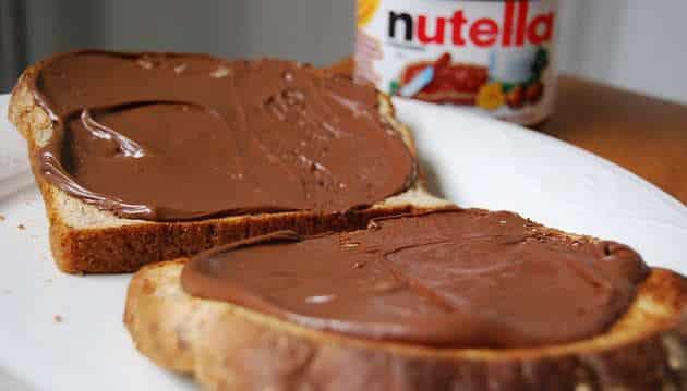 Le Nutella menacé par la pénurie de noisettes