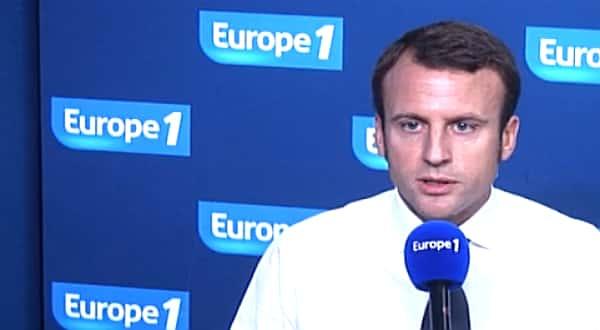 Porc: «Les femmes chez Gad sont pour beaucoup illettrées» affirme Emmanuel Macron