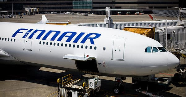 Huile: La compagnie Finnair s'approvisionne en huile de friture pour faire voler ses avions