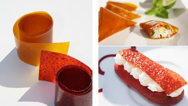 Sial 2014: Le «cuir de fruit», Folion, rafle par le prix national de la création d'entreprise agroalimentaire