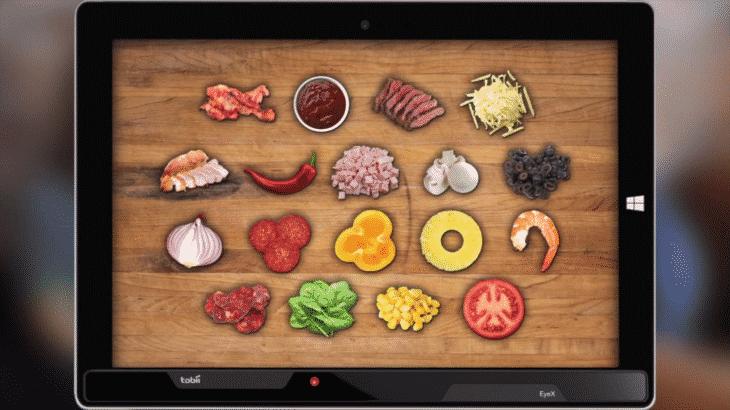 Pizza Hut vous promet la pizza de vos rêves grâce à l'eye-tracking