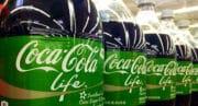 Coca-Cola Life: les bouteilles vertes seront produites dans le Nord-Pas-de-Calais