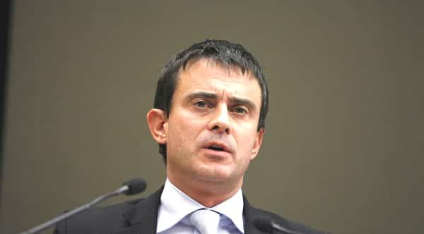 Gad: visite surprise de Manuel Valls à Josselin