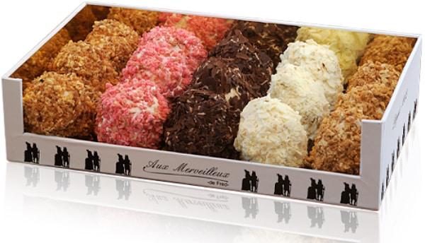 Pâtisserie  Les « Merveilleux » de Fred le Lillois partent