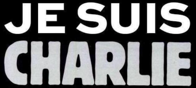 «Nous sommes tous Charlie Hebdo!»