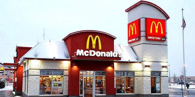 Don Thompson, le patron de McDonald's jette l'éponge