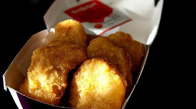 Japon: du plastique retrouvé dans les nuggets de McDonald's