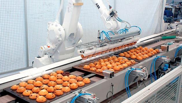 Agroalimentaire : les robots remontent la chaîne de production