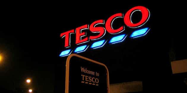 Restructurations et baisses de prix chez Tesco