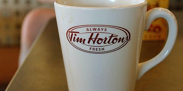 Tim Hortons supprime des postes à son siège social