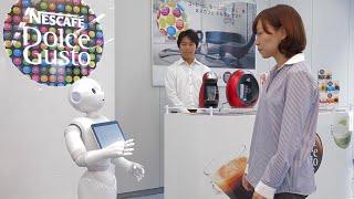 Nestlé Japon, pionnier de la robotique de service dans l'agroalimentaire?