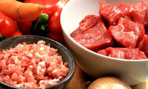 La viande rouge augmenterait les risques de cancer