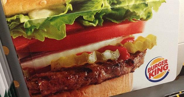 Burger King se lance dans la livraison à domicile en Allemagne