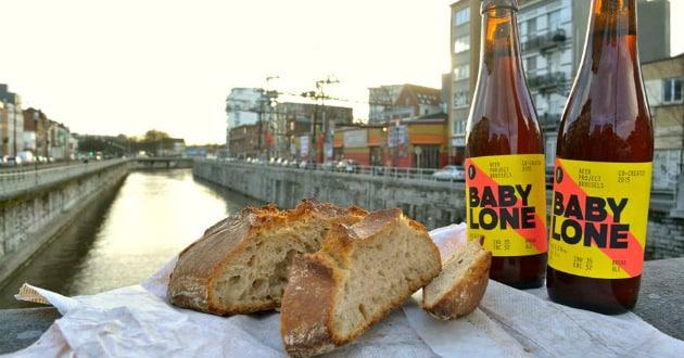 Babylone bière pain