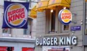 Burger King retire les sodas des menus enfants