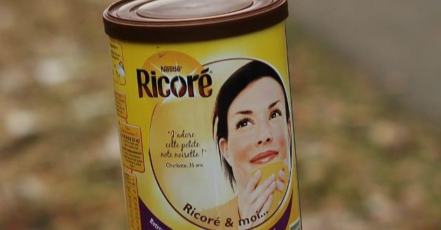 Nestlé rappelle des lots de Ricoré contenant du lait