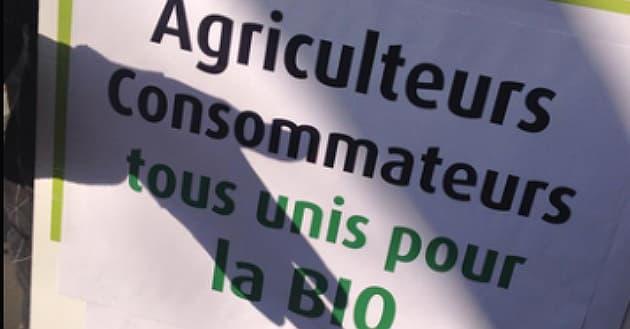 La filière bio vent debout contre la baisse des aides