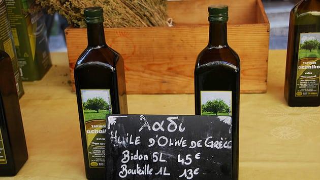 huile d'olive cancer