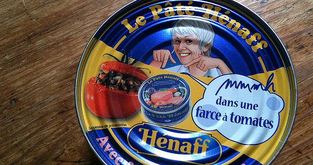 pâté Henaff