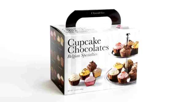 Le belge Du Caju Printing & Packaging emballe ses chocolats avec soin