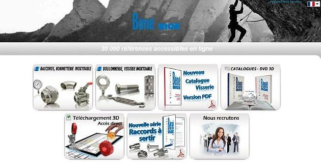 Béné Inox, le français qui fournit aux industriels de l'agroalimentaire des vannes à membrane