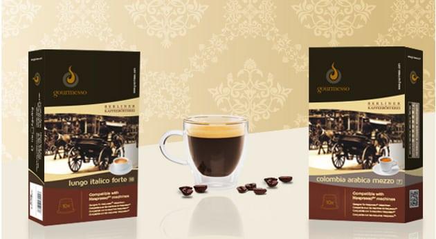 Capsules de café: Gourmesso, une alternative à Nespresso?