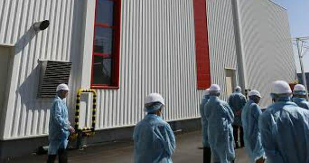 Lesaffre ouvre une nouvelle tour de séchage à pulvérisation sur son site strasbourgeois