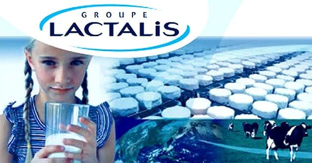 Lactalis s'explique sur le rejet de matière organique dans la Seiche