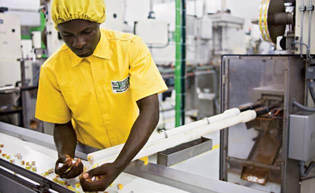 Nestlé vend 100 millions de cubes Maggi par jour en Afrique de l'Ouest et centrale. @Neslté