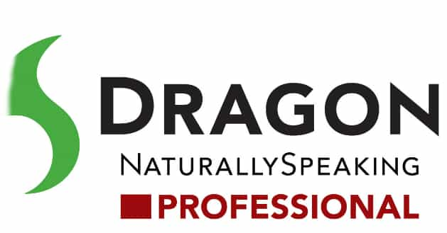 Dragon NaturallySpeaking Professional