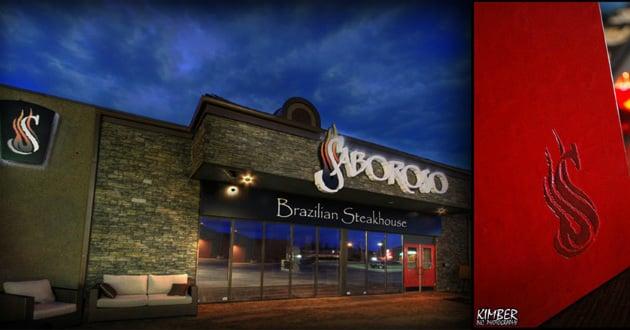 La steakhouse brésilienne Saboroso deSaskatoon lance ses pailles à cocktails… en viande