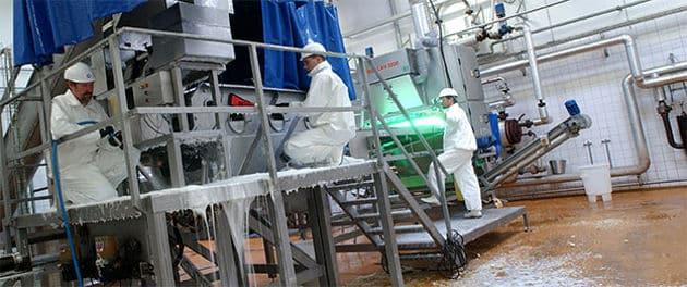 Nettoyageet désinfection dans l'industrie agroalimentaire : quelles alternatives ?