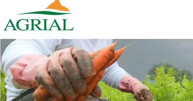Agrial croque les légumes de Van Oers Unies
