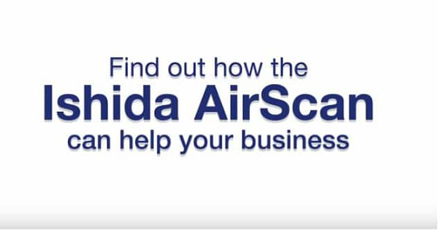 L'Ishida AirScan, le détecteur de fuites de gaz de conservation pour barquettes operculées