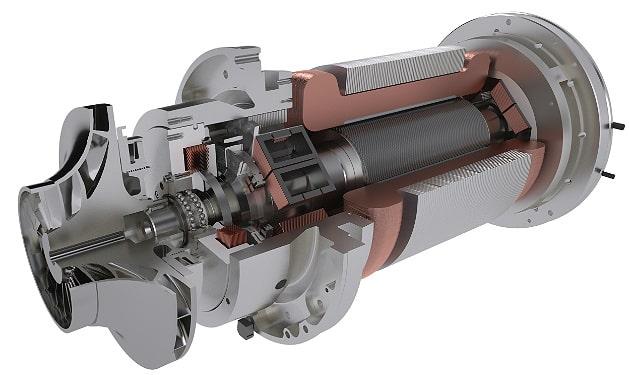 SKF et Hanbell signent un contrat pour le développement d'un compresseur frigorifique centrifuge magnétique