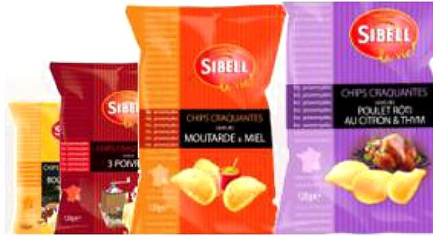 Europe Snacks et Sibell annoncent leur projet de rapprochement