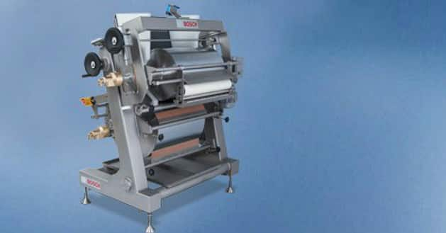WRF 600 Flex : Le rouleau souple de Bosch va permettre la production de barres multicouches