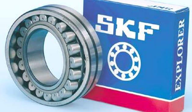 SKF améliore les performances des roulements à rotule sur rouleaux étanches de petites dimensions