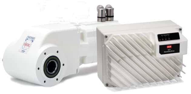 VLT® FlexConcept®: le système de transmission performant et économique de Danfoss