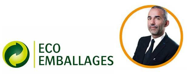 Eco-Emballages nomme Philippe-Loïc Jacob au poste de PDG