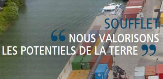Transport fluvial : le fret, un enjeu stratégique dans la démarche RSE de Soufflet