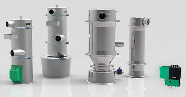 Tribune: trouver la pompe idéale pour le transport de vrac par aspiration, par Piab