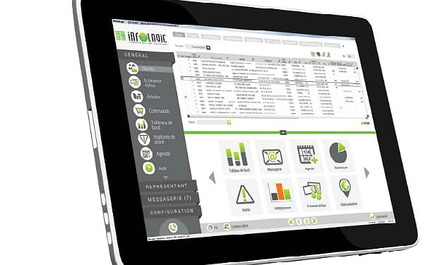 Infologic accompagne les entreprises du secteur nutrition-santé
