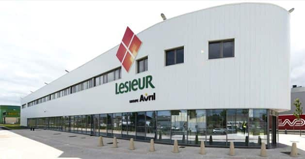 Avril inaugure une nouvelle usine Lesieur pour l'embouteillage et le conditionnement des huiles végétales