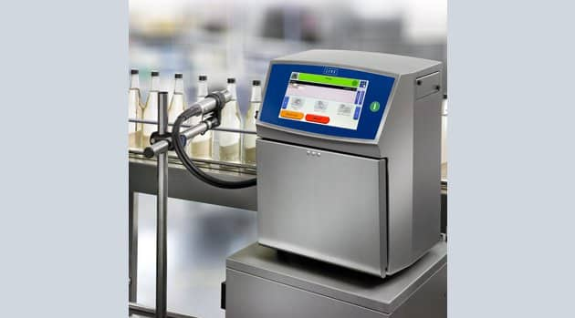 Linx 8900: une imprimante jet d'encre continu qui combine simplicité d'utilisation et gains de productivité