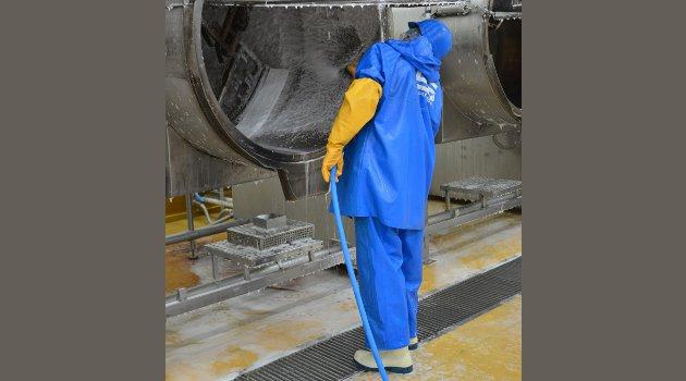 Samsic assure hygiène et nettoyage chez les industriels de l'agroalimentaire