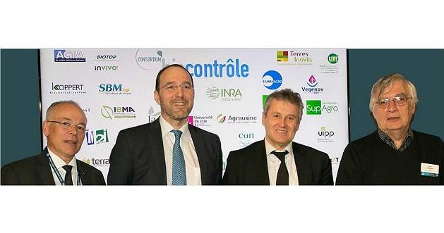 InVivo, partenaire du consortium public-privé sur le biocontrôle
