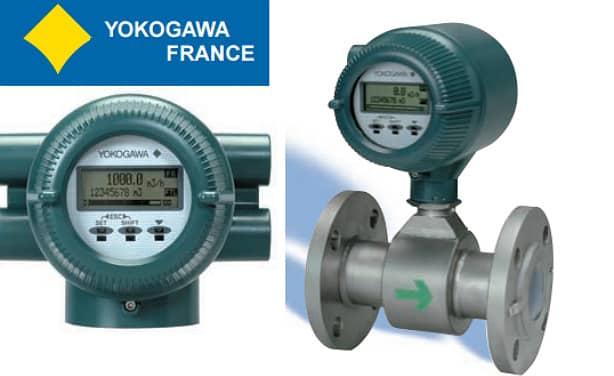 Yokogawa: les débitmètres électromagnétiques ADMAG
